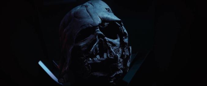 03 Darth Vader's Motherfucking Burnt Helmet