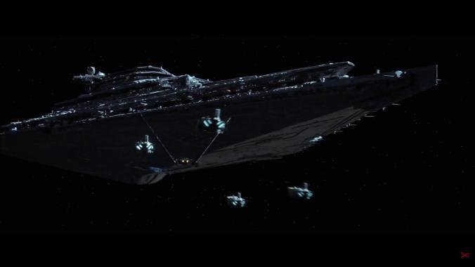 11 Motherfucking Star Destroyer Y'all