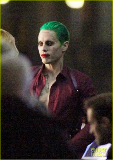 02 Jared Leto - Tattoos Confirmed