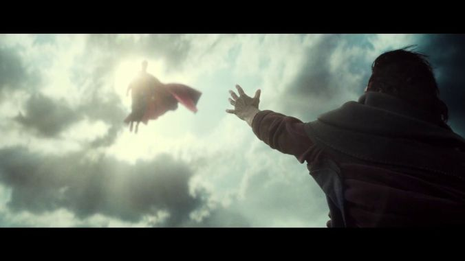 05 BvS Reaching For Superman