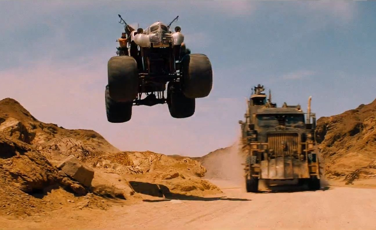 Review Mad Max Fury Road So Keen For It
