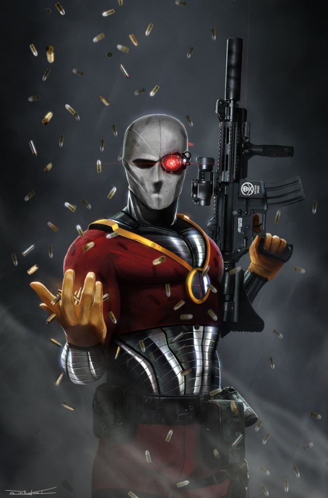 12 Deadshot - Comics