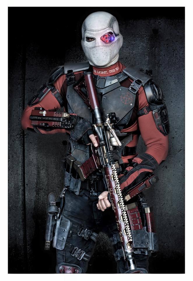 13 Deadshot - Suicide Squad