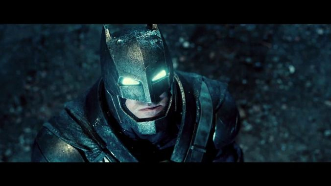 18 BvS Armoured Batsuit