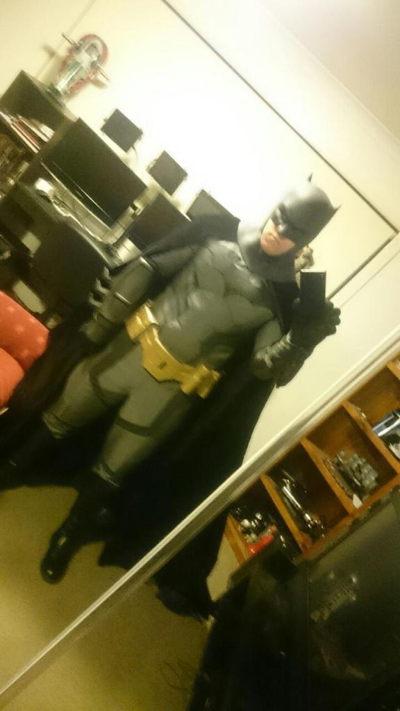 03 Batman selfie 01
