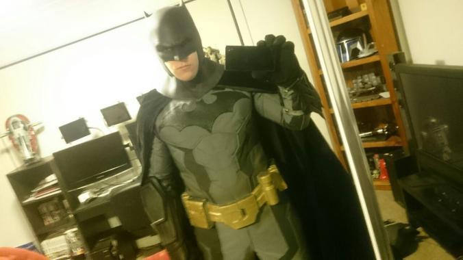 05 Batman selfie 03